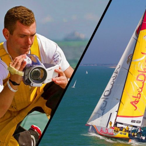 Tom Bushell @ Abu Dhabi Ocean Racing