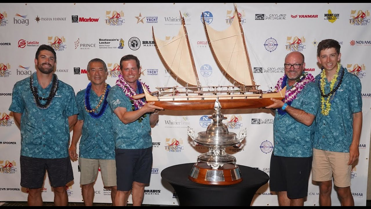 Transpac – The Journey to Overall Victory – J/125 Hamachi