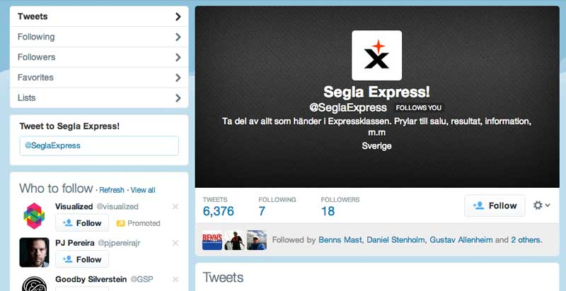 tweetexpress