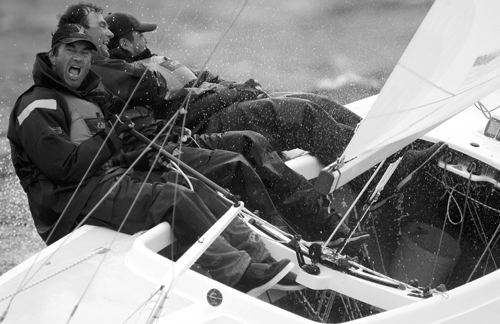 Nyfiken på… Jacques Vapillon, seglingsfotograf