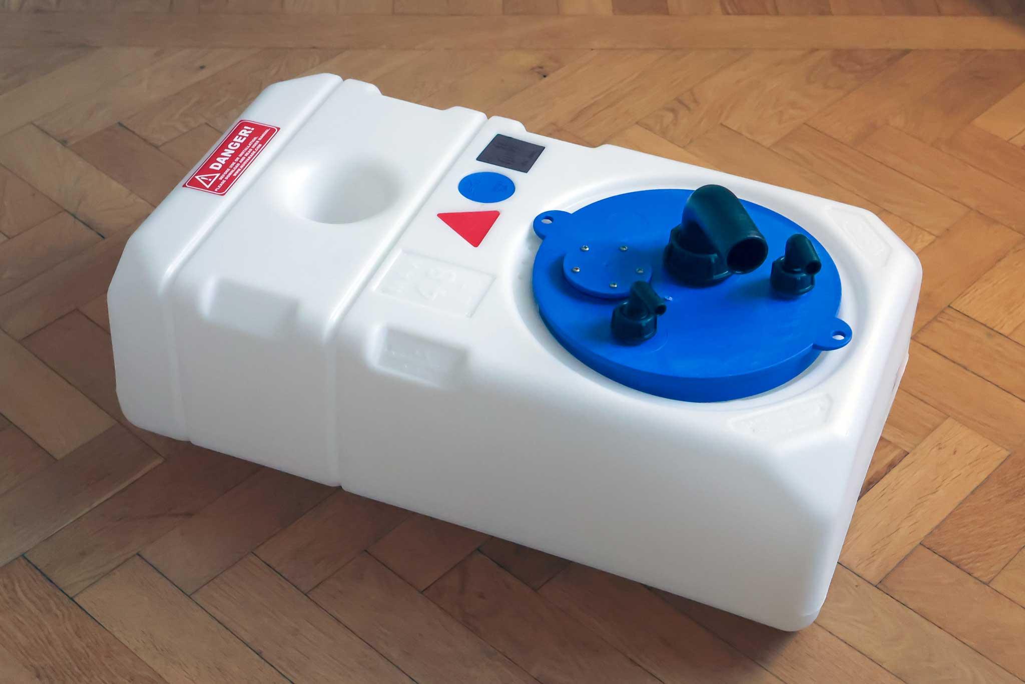 Vattenmätare?