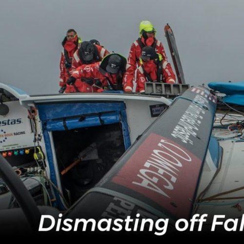 Vestas tappar masten