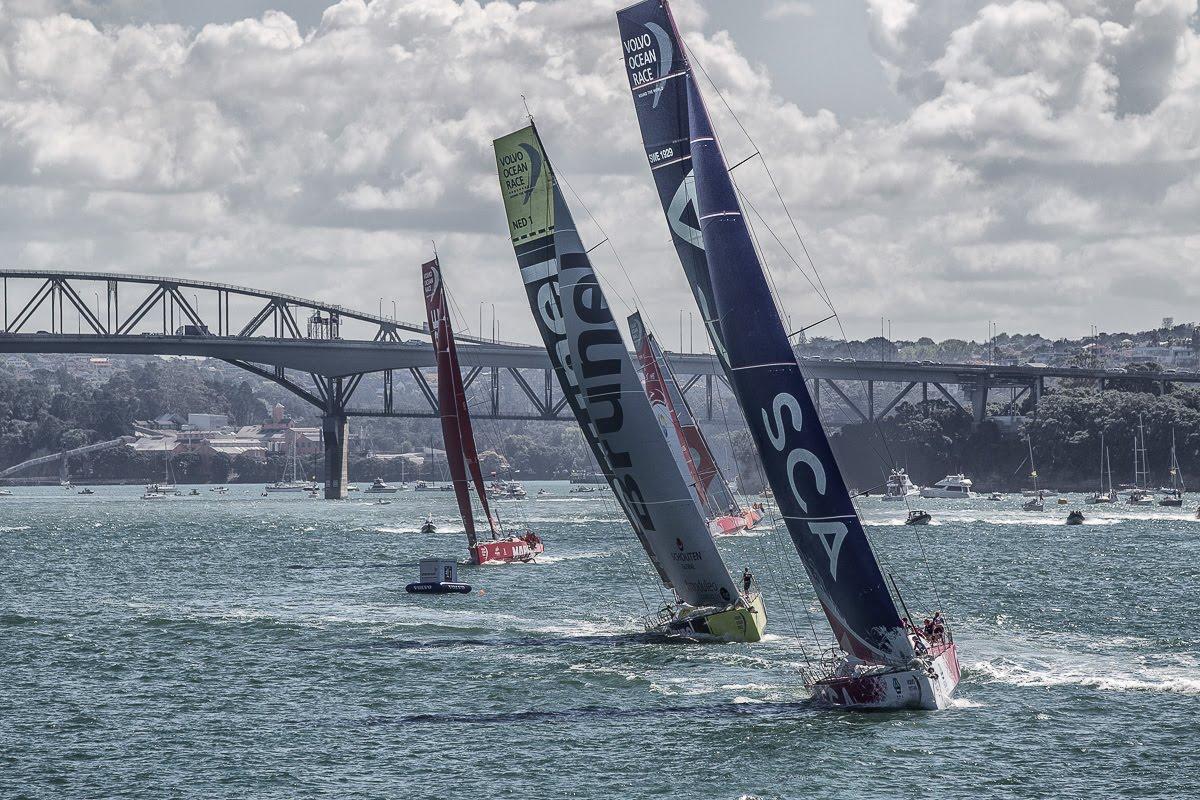 VOR | Auckland – Itajai Leg Start