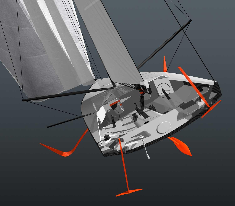Ny paketering av Volvo Ocean Race