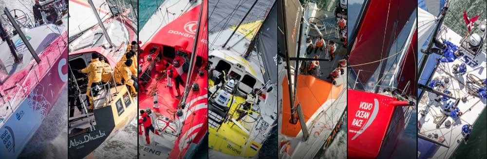 Volvo Ocean Race 2014/15 | Trash Talk