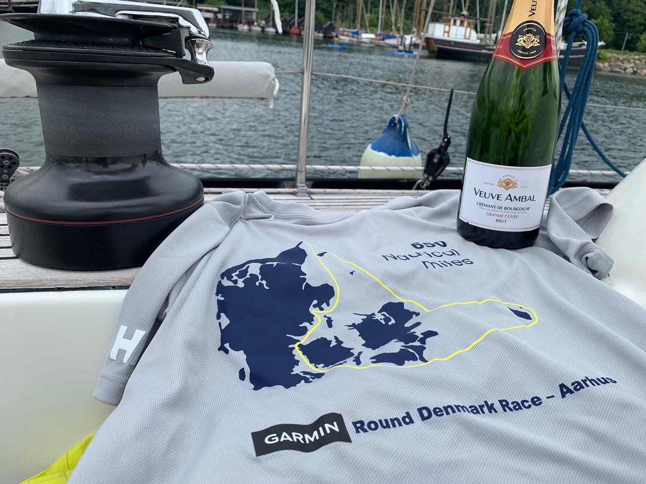 Round Denmark Race 2021 på Xusidus