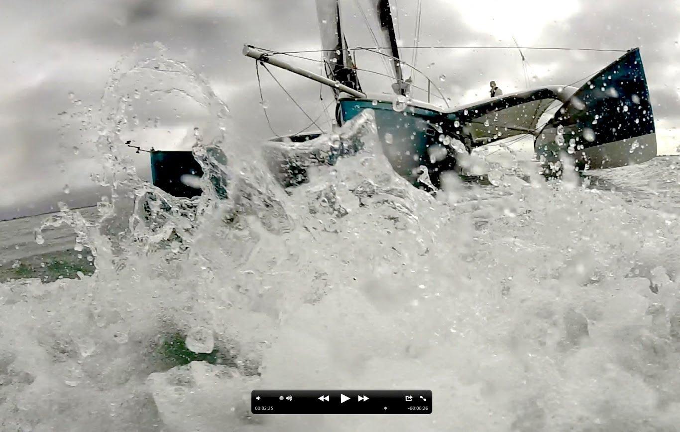 Yachting Monthly testar actionkameror